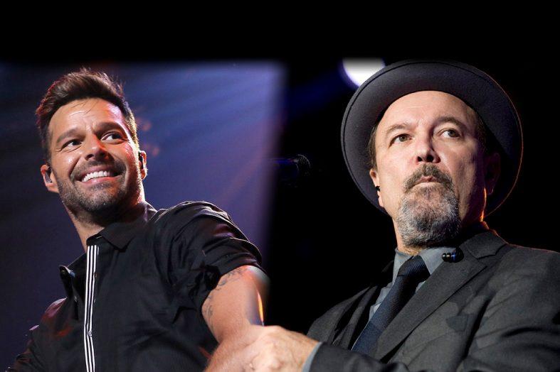 Ricky Martin y Rubén Blades estarán en el Carnaval de Barranquilla