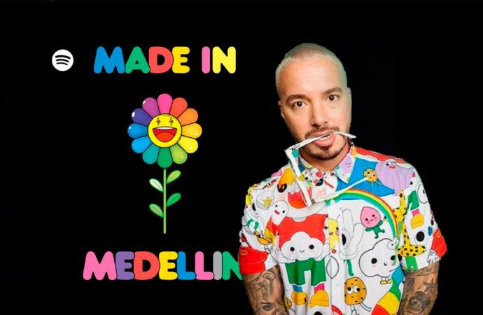 Así se hizo el podcast 'Made in Medellín' que cuenta la historia de J Balvin