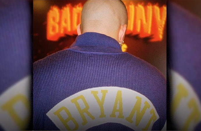 Escucha el tributo de Bad Bunny a Kobe Bryant en '6 rings'