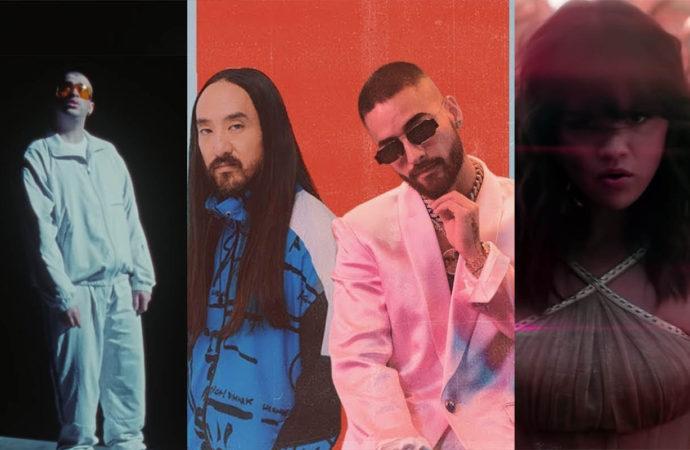 'Vete Remix' de Bad Bunny, nuevo álbum de Selena Gomez y más estrenos de esta semana