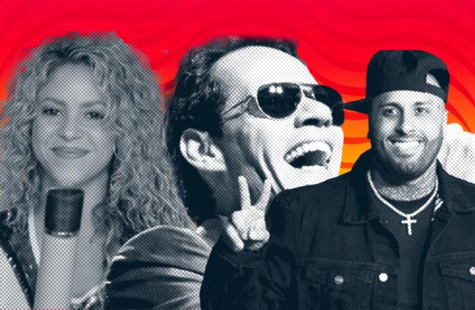5 artistas latinos que llegaron con sus canciones a Hollywood