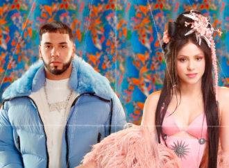Escucha 'Me Gusta', la nueva canción de Shakira con Anuel AA