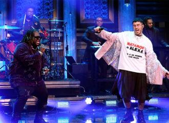 Bad Bunny anuncia nuevo álbum y rechaza crimen en el show de Jimmy Fallon