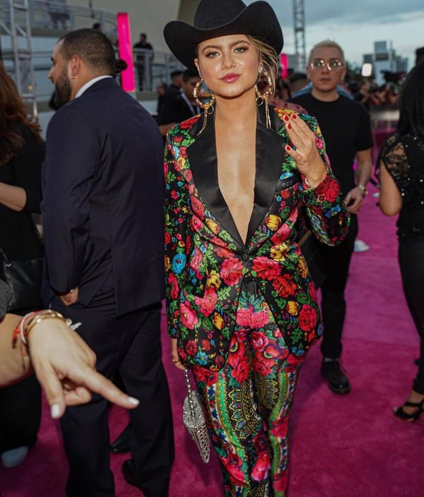 Sofía Reyes en los Premio Lo Nuestro
