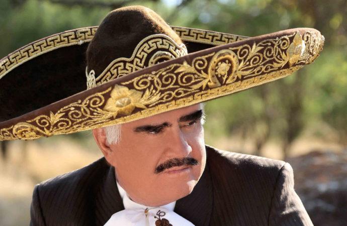 Vicente Fernández: 80 años de canciones y mariachi