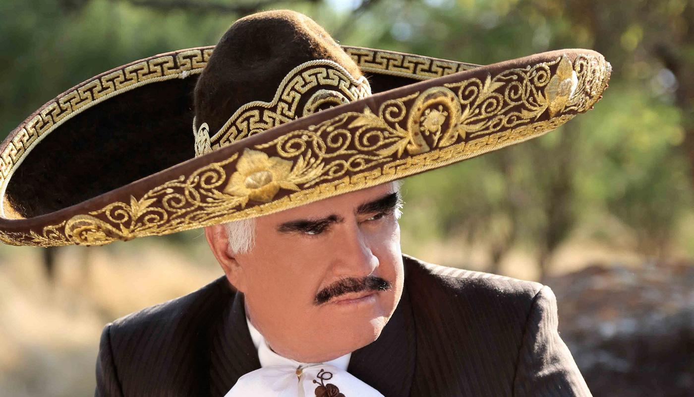 Vicente Fernández 80 Años De Canciones Y Mariachi Latido Music