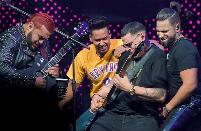 'Inmortal Tour': la gira de Aventura en E.E.U.U empieza con éxito