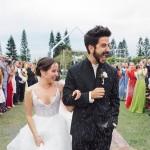 Camilo Echeverry y Evaluna: lo que no viste de su boda en Miami