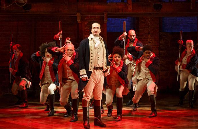 'Hamilton' llegará a los cines con el cast original de Broadway