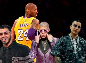 7 referencias a Kobe Bryant en la música urbana y el reggaetón