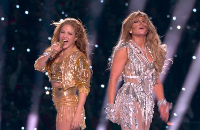 Super Bowl 2020: Shakira y JLo. las diosas del baile y un mensaje latino de fondo