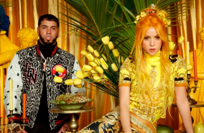 Shakira y Anuel AA, Christian Nodal, Carlos Vives y más estrenos