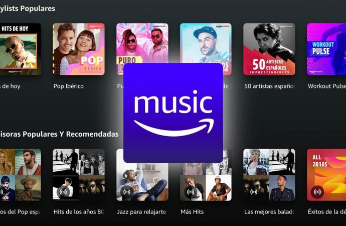 Amazon Music ofrece tres meses gratis por la cuarentena