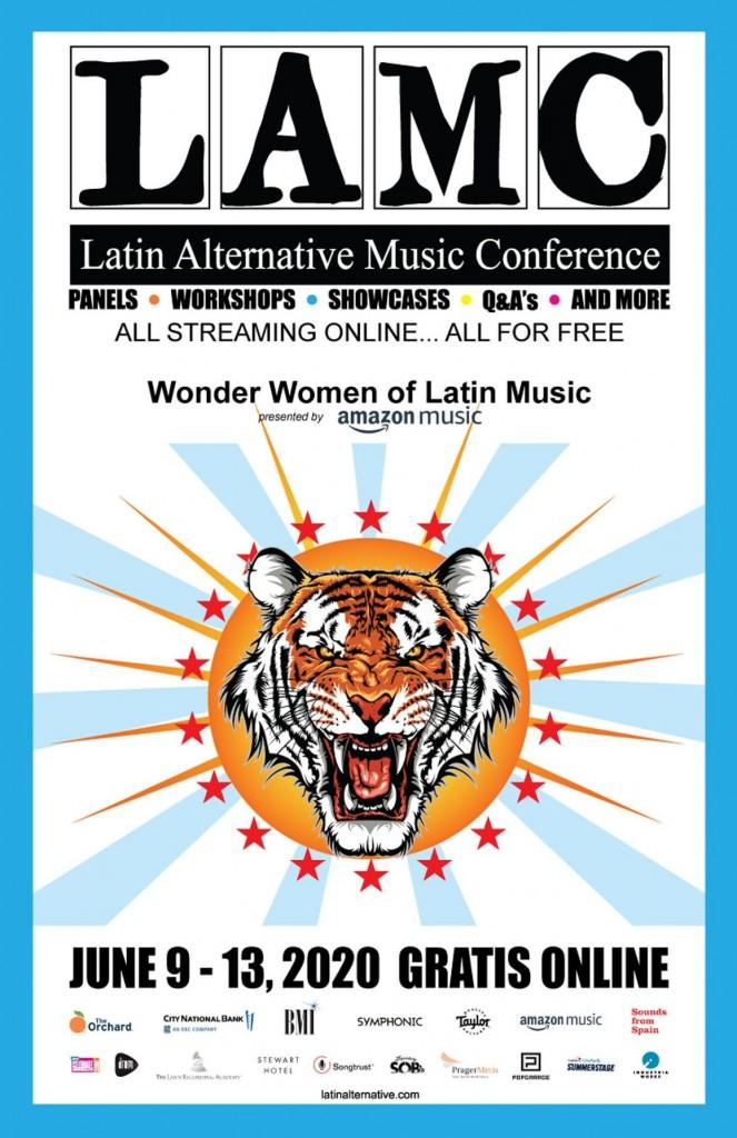 El LAMC 2020 será online y gratuito