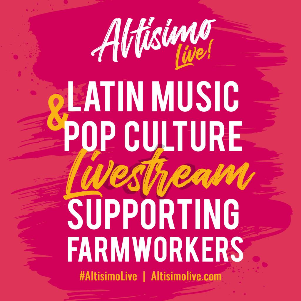 Altísimo Live, el festival de música y cultura latina de este 5 de mayo