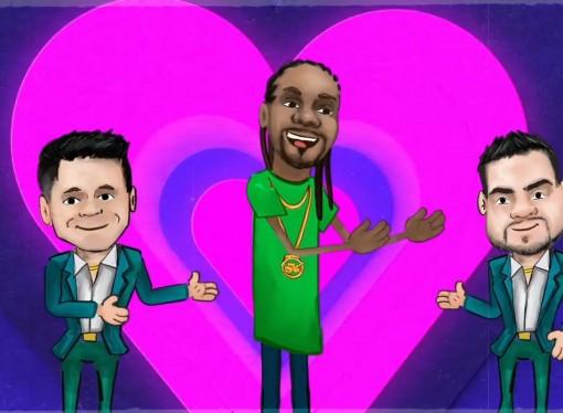 Banda MS y Snoop Dogg se unen en la romántica 'Qué Maldición'
