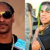 Snoop Dogg le declara la guerra a Tekashi 6ix9ine tras recientes comentarios