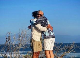 'La mitad que me faltaba', Alejandro Fernández y su hijo Alex se reconcilian