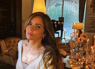 Gloria Trevi sufre terrible accidente en una piscina