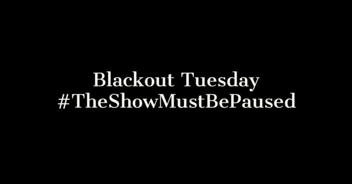 Blackout Tuesday: la campaña desde la industria musical en contra del racismo y la violencia