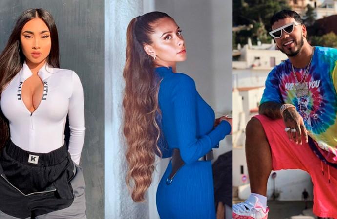 Paloma Mami, Cami y Anuel AA en Latido News