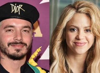¿J Balvin se burla de Shakira? Esto opinan en redes sociales