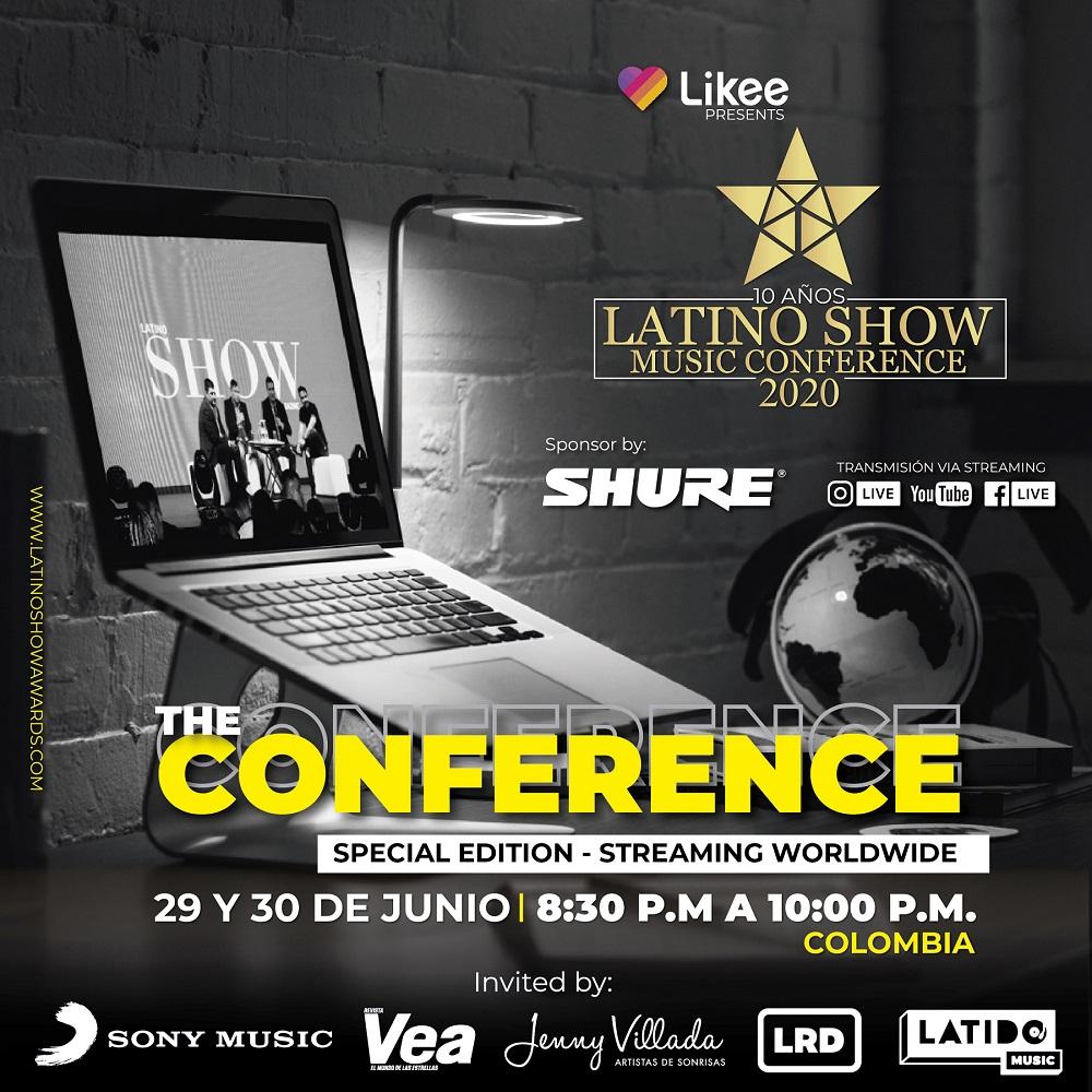 Toda la información de Latino Show Conference en Latido Music