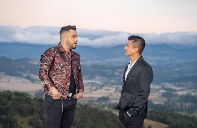 Américo y Jessi Uribe: cuando la música popular une al continente