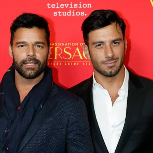 Ricky Martin muestra por primera vez a toda su familia