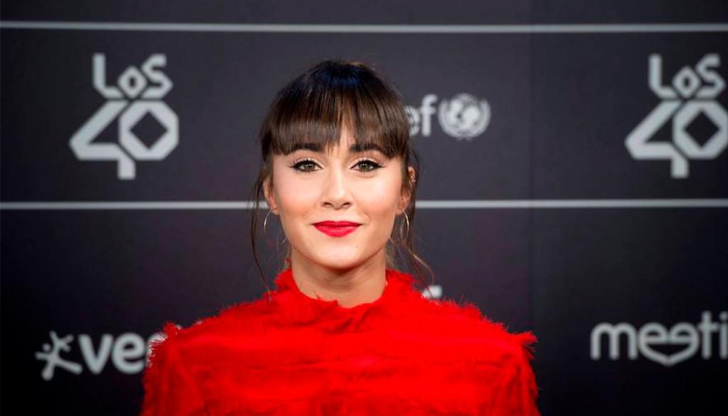 Aitana aclara rumores sobre colaboración con Katy Perry