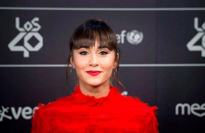 Aitana aclara rumores de colaboración con Katy Perry