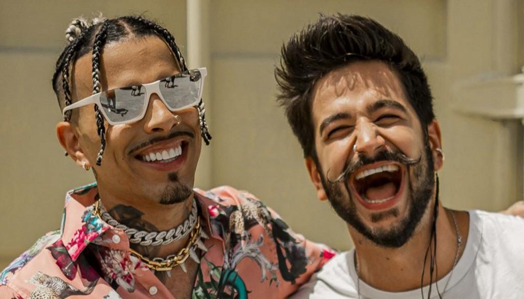Rauw Alejandro y Camilo en los estrenos musicales de la semana.